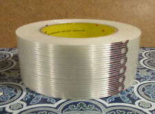 "3M Scotch 897 2"" x 60 yd Filament Reinforced Strapping Fiberglass Tape 6 Mil"