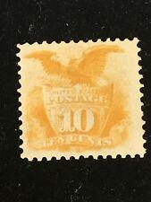 Us Stamp #116 10 Cent Mint No Gum