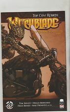 IMAGE COMICS WITCHBLADE #151 COVER B JANUARY 2012 1ST PRINT VF