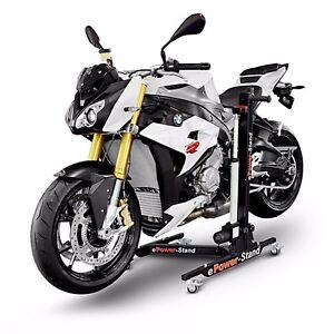 ePower-Stand Motorrad Zentralständer elektrisch für BMW
