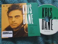 Kris Dane ‎– Rose Of Jericho Mongrel Bros Entertertain MBE001 Promo UK CD Album