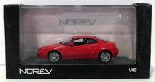 Véhicules miniatures rouge NOREV pour Alfa Romeo