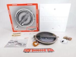 CU473-3# Fleischmann Piccolo N Gauge / Dc 9152 Turntable, Tested, Mint +Box