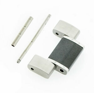 Tag Heuer Formula 1 F1 Steel/Black Ceramic 20mm Watch Link CAZ1111 FAA087 BA0843