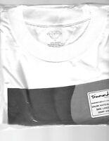 Diamond Supply Co. Diamond X Mighty Healthy Tee ss White/ Black Large