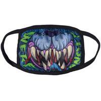 kreepsville 666 GRAVES WOLF FANGS TEETH Face-Mask  New