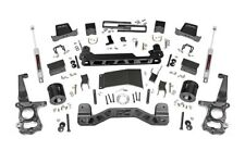 "Ford F150 6"" Suspension Lift Kit with Rear Shocks 2015-2018 4WD"