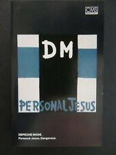 """K7 DEPECHE MODE """"Personal Jesus,Dangerous """" 1989 SIRE 4-21328"""