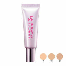 SHISEIDO ZA PERFECT FIT CONCEALER 01 BRIGHT WHITE COLOR (9g)