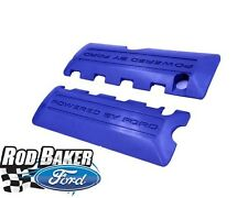 2011-2017 MUSTANG 5.0L 4V BLUE COIL COVERS - FORD RACING M-6P067-M50B