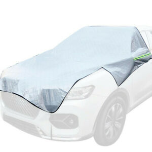 Car Off-Road Windshield Front Window Cover Winter Snow Ice Frost Guard Sun Shade