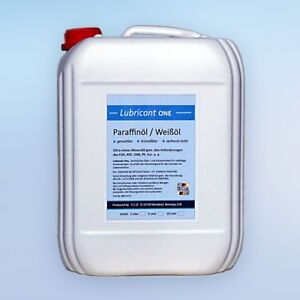 (4,19€/L) 10L Paraffinöl, med. Qualität DAB, Universalöl, mittelviskos, 10 Liter