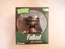 Fallout Bethesda Brotherhood of Steel dorbz Vinilo Figura Vault Tec