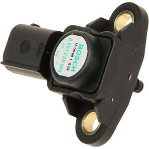 🔥 Bosch 0261230189 MAP Manifold Pressure Sensor for Mercedes W203 W204 C208 🔥
