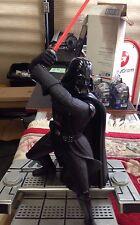19 inch Star Wars Darth Vader Statue CinemaCast Cinema Cast Lucasfilm Kenner Pro