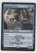 2014 Magic: The Gathering - Speed vs Cunning #058 Thousand Winds Magic Card 0c4