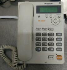 Panasonic KX-TS600MX KX-TS600MXW Caller ID Landline Phone