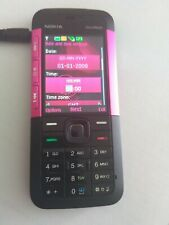"2.1"" Nokia 5310 Xpress Music Edition 30MB Rare PINK Factory Unlocked 2G Simfree"