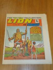 LION & THUNDER 1ST MAY 1971 BRITISH WEEKLY COMIC FLEETWAY^