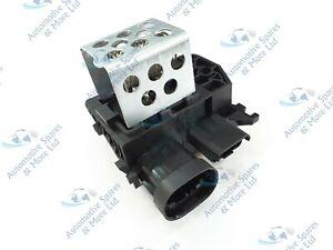 For Citroen Jumpy Peugeot Expert Partner New Radiator Motor Fan Heater Resistor