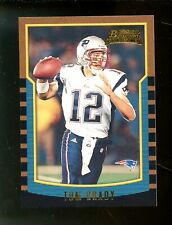 2000 Bowman #236 Tom Brady New England Patriots RC Rookie