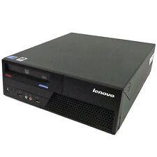 Lenovo ThinkCentre M58 Desktop Core 2 Duo E8400 3.0GHz 4GB 250GB w/ WiFi Win 10