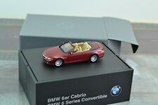 Herpa BMW M3 Coupe in Display Folding Box 1:87 Scale HO HO1170