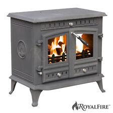Royal Fire™ 12kW Woodburning Stove