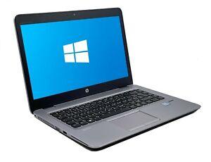 HP Notebook EliteBook 840 G3 i7-6600U 8GB 512GB HD LTE Win10 A-Ware #1
