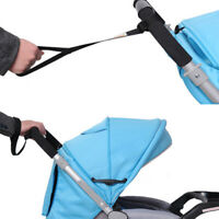 Hand Wrist Safety Strap Black Baby Trend Manta Snap Gear Toddler Child Stroller