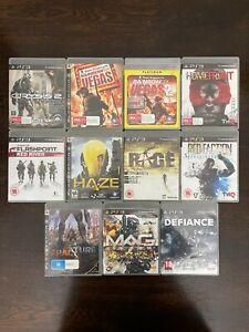 Sony Playstation 3/PS3 Games Bundle x 11