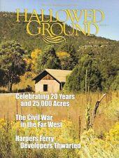 Hallowed Ground Wint.2007 Harpers Ferry Fort Craig Glorieta New Nexico Arizona
