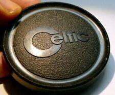 Minolta Celtic Plastic 55mm Front Lens Cap slip on type for 28mm 50mm 135mm