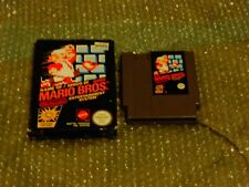 Nintendo NES Boxed Game - Mario Bros