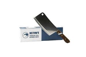 Stahl Hackmesser Kochmesser 19cm Klinge KIWI Messer Hackbeil No. 850 Chinabeil