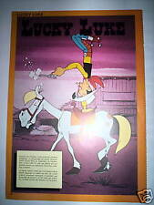 ILLUSTRATION GRAND FORMAT LUCKY LUKE