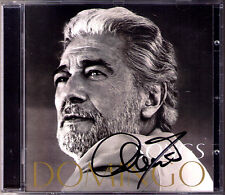 Placido DOMINGO Signed SONGS Time After Time Chris Botti Susan Boyle Connick Zaz