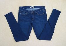 Hollister Womens Skinny Jeans Size 5 Low Rise Dark Wash