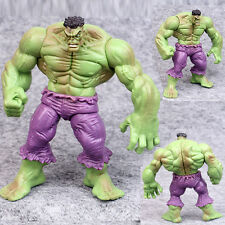"Set 4 pcs The Incredible Hulk Green Red hulk action figure 4.3"" Avengers legends"