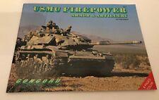Concord Publications USMC Firepower Armor & Artillery Magazine #1011 Yves Debay
