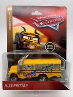 "Disney Pixar Cars Diecast Miss Fritter Thunder Hollow ""Packaging Damaged"""