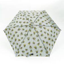 Bee Umbrella Mini Lightweight Folding Handbag Umbrella Animal Lovers Gift