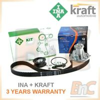 GENUINE INA HEAVY DUTY TIMING BELT CAMBELT SET WATER PUMP AUDI A4 B5 1.9 TDI