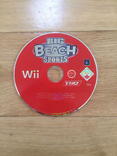 Big Beach Sports for Nintendo Wii *Disc Only*