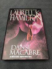 Danse Macabre by Laurell K. Hamilton Hardcover