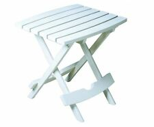 Adams Mfg Corp Square Folding End Table Patio Outdoor Garden Furniture New Deck
