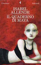 NUOVO Il quaderno di maya (Isabel Allende) - Feltrinelli ed.2011