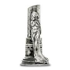 6 oz Silver Antique Statue - Frank Frazetta (Egyptian Queen) - SKU #97341
