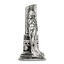 6 oz Silver Antique Statue - Frank Frazetta (Egyptian Queen) - SKU #97341