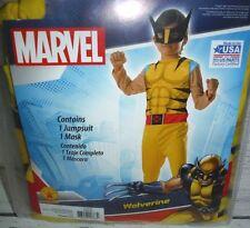 New Wolverine Halloween Costume Boys L 10-12